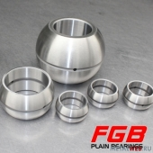 FGB spherical plain bearing ШСЛ60, ШСЛ60К